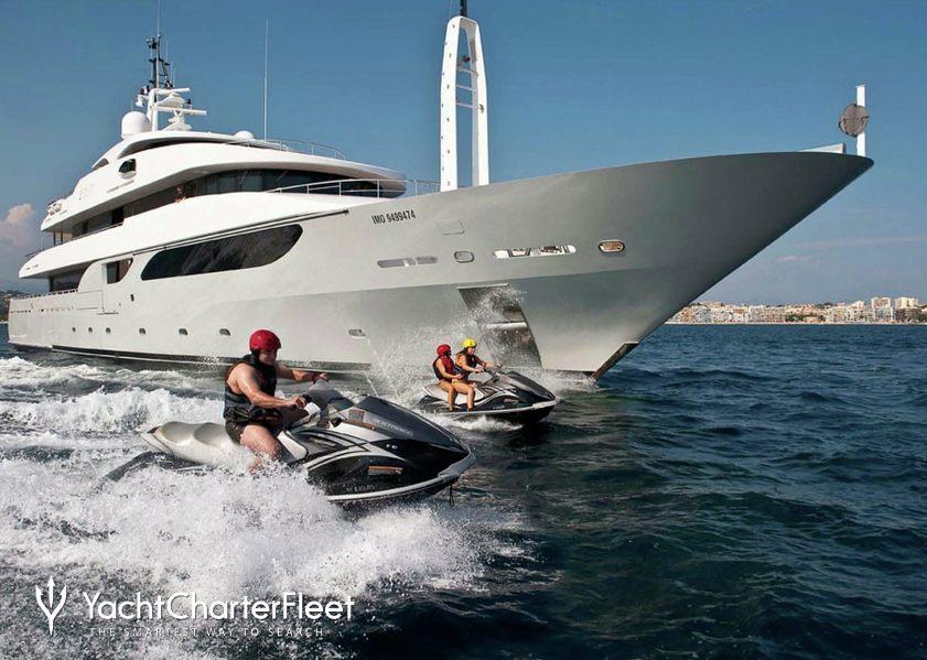Rarity Charter Yacht