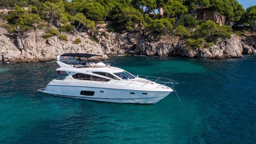 IMOLYAS Charter Yacht