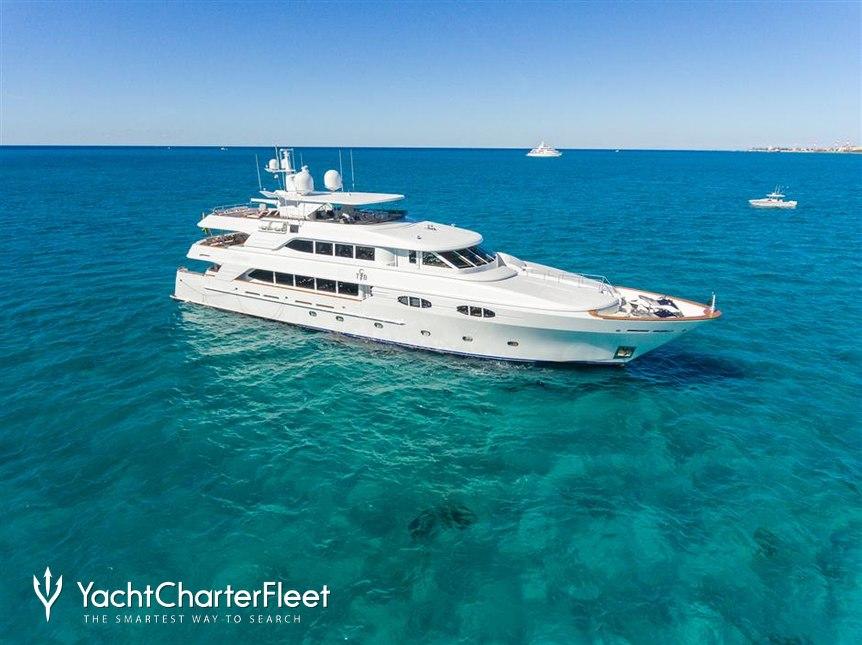 TCB Charter Yacht