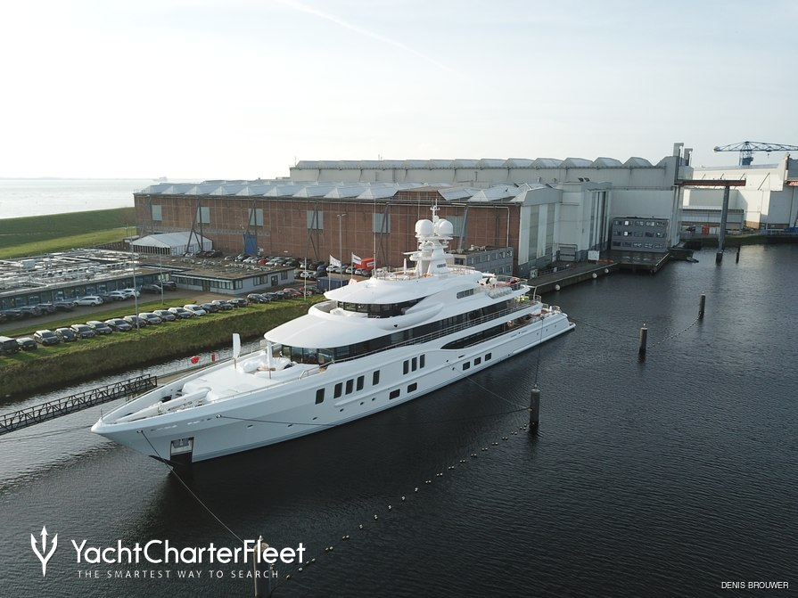 Synthesis Charter Yacht
