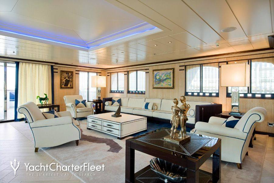 force blue yacht charter price royal denship luxury
