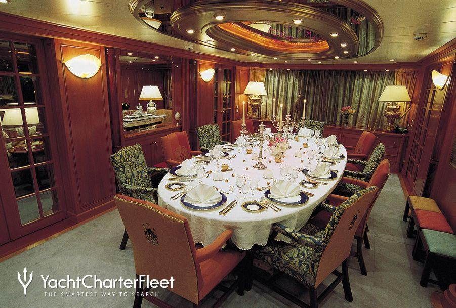 Lady ann magee yacht charter price codecasa luxury yacht for 901 salon prices