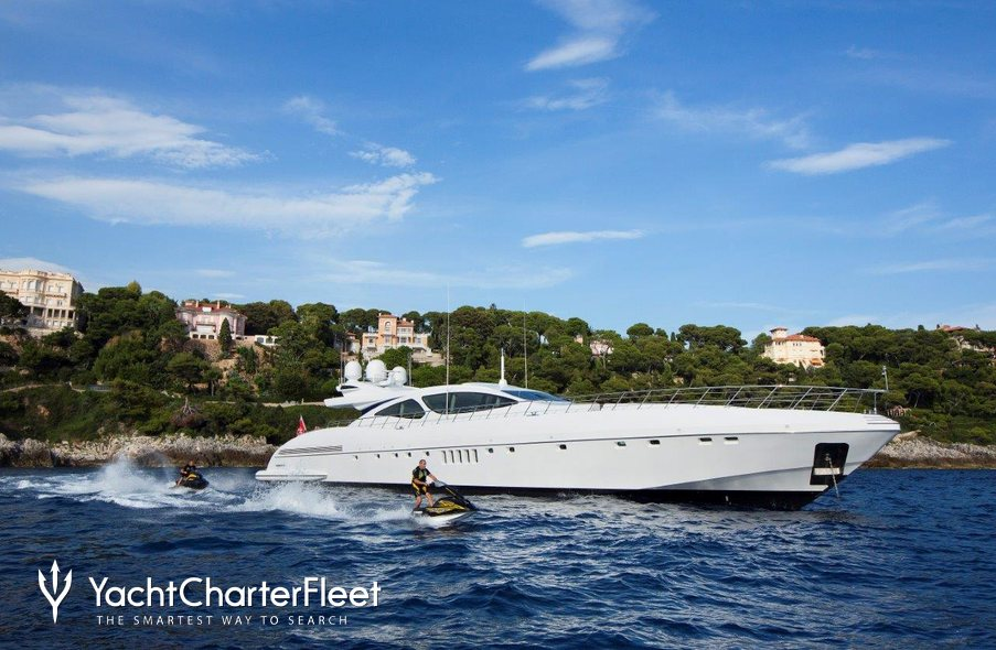 Mac Too Charter Yacht