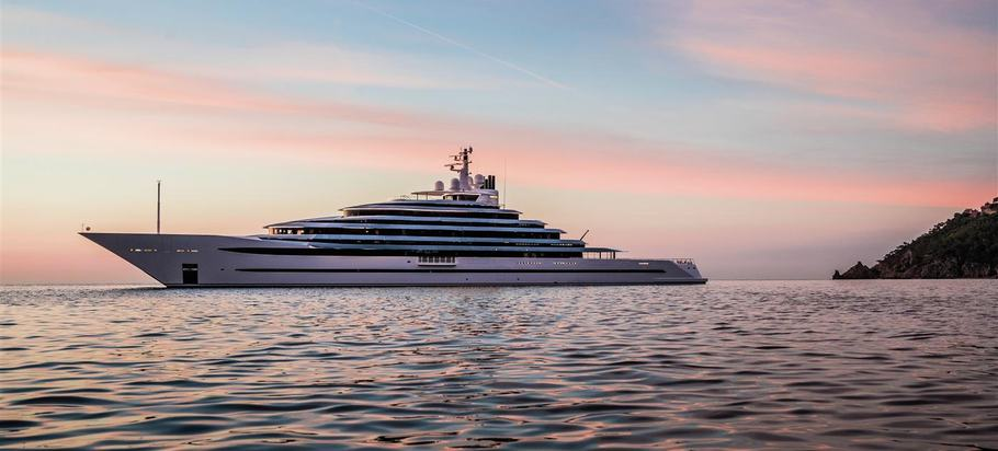 Oceanco M/Y JUBILEE Wins 'Yacht of the Year 2017'