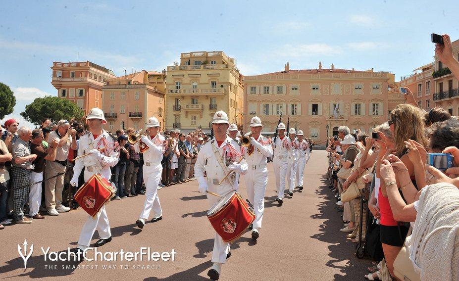 Carabiniers of Prince Albert II