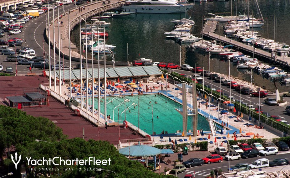 Monte Carlo Swimming Pool