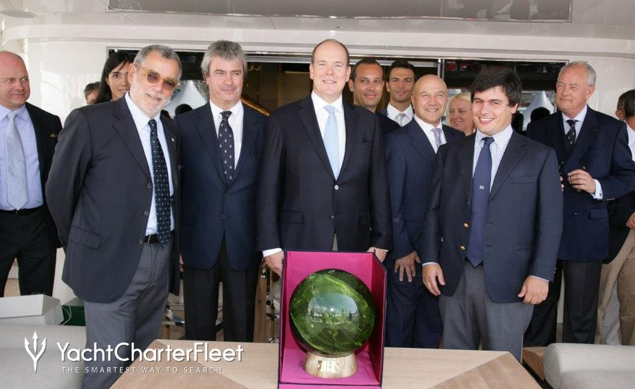 Monaco Yacht Show 2012 Awards