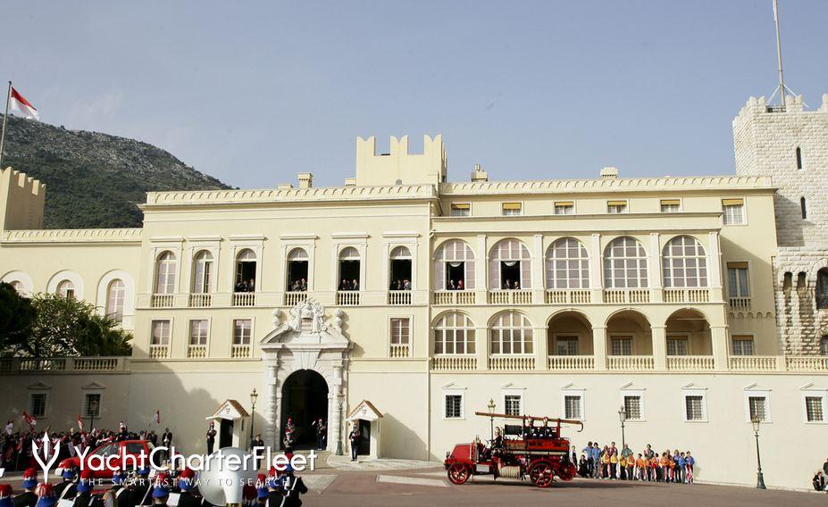 The House of Grimaldi