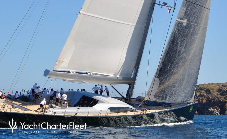 P2 Sailing Yacht