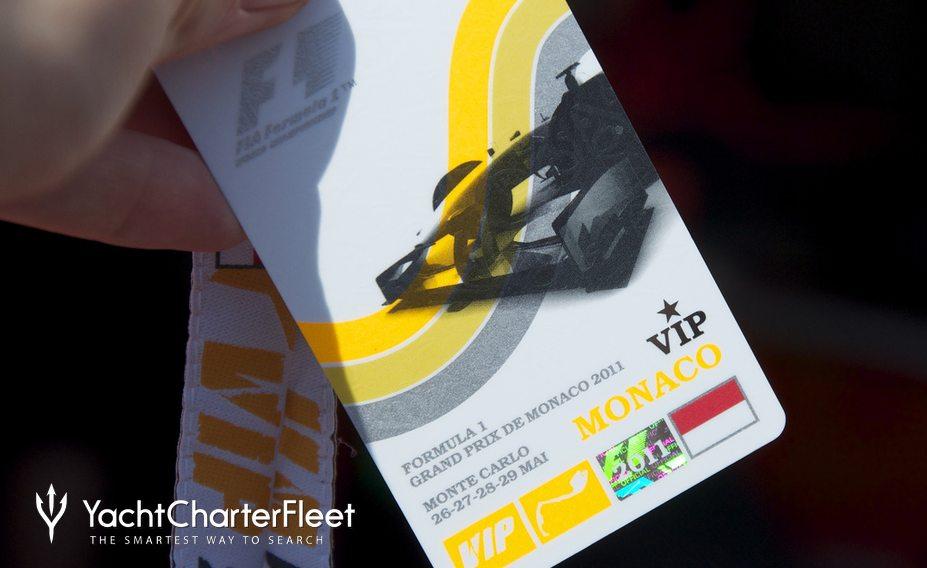 VIP track pass
