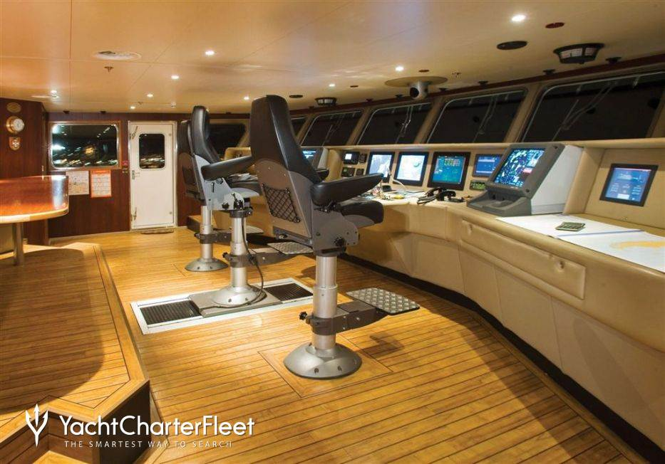 new concept ff6a6 7fbf2 Force Blue Yacht Profile. View Photo Gallery