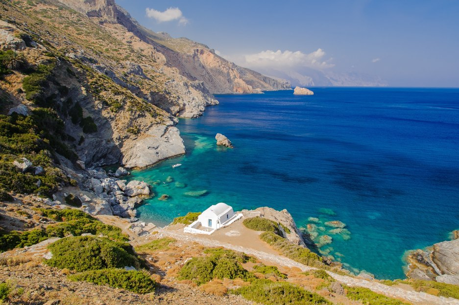 10 Undiscovered Greek Islands to Visit by Luxury Charter Yacht