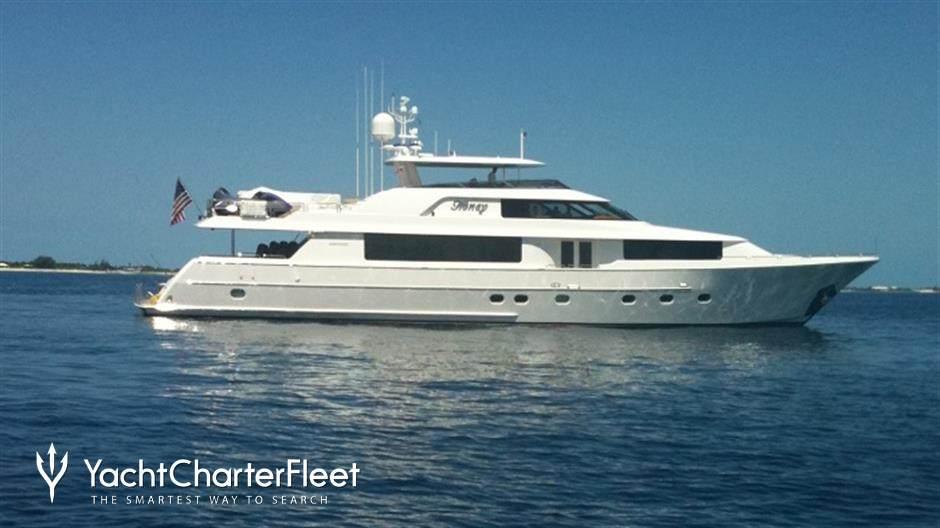 HONEY Yacht - Westport Yachts | Yacht Charter Fleet