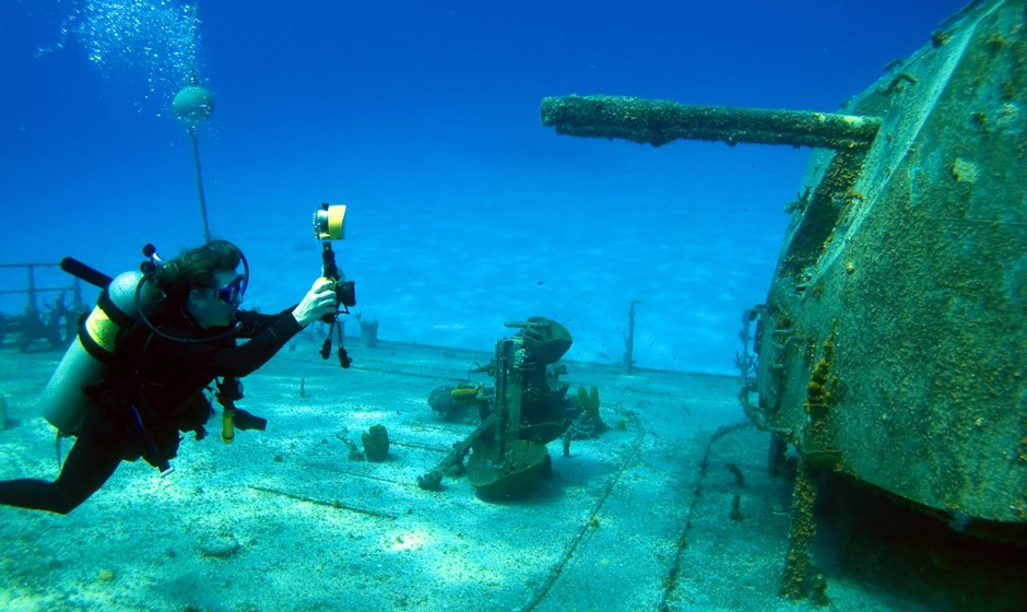 10 Top Dive Sites in the Pacific