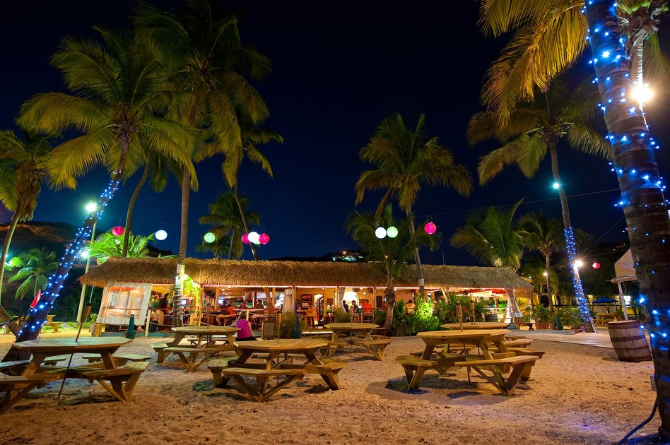 IGGIES BEACH BAR & GRILL, US VIRGIN ISLANDS