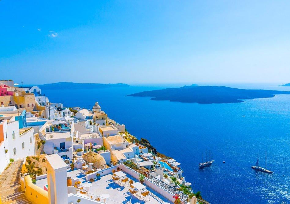 10 Top Greek Islands Image 1