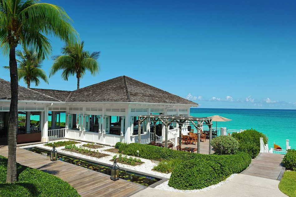 The Dune Bar, One&Only Ocean Club, Bahamas