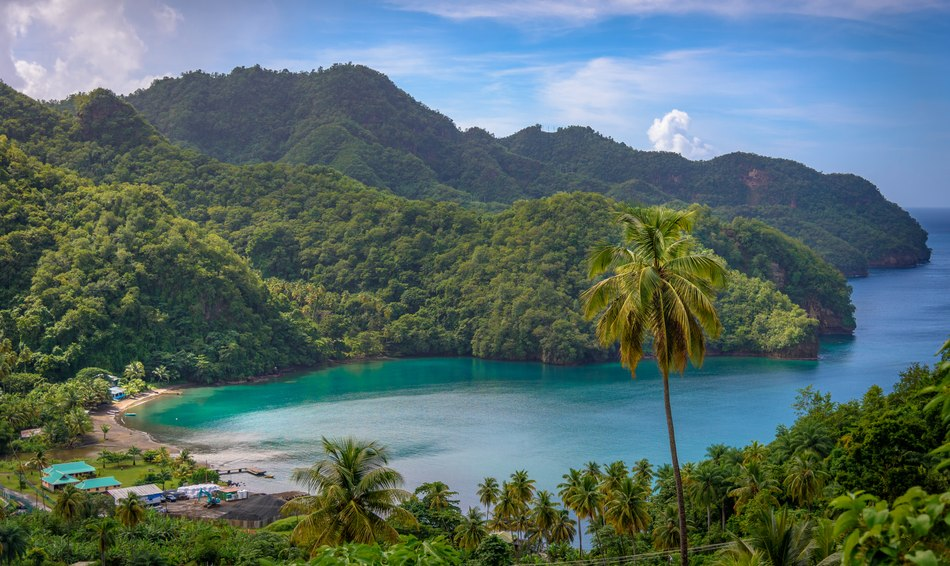 10 Of The Best Anchorages In The Caribbean Image 1
