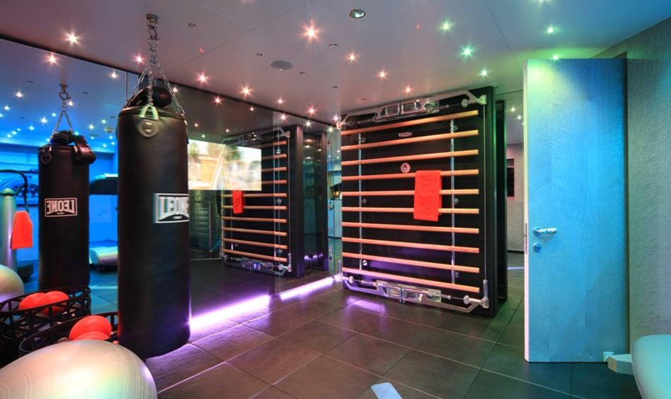 10 Top Gyms On Board Charter Yachts  Image 1