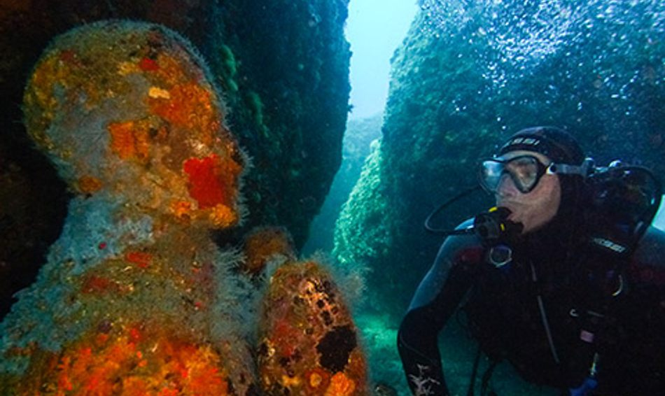 10 Top Dive Sites In The Mediterranean Image 1