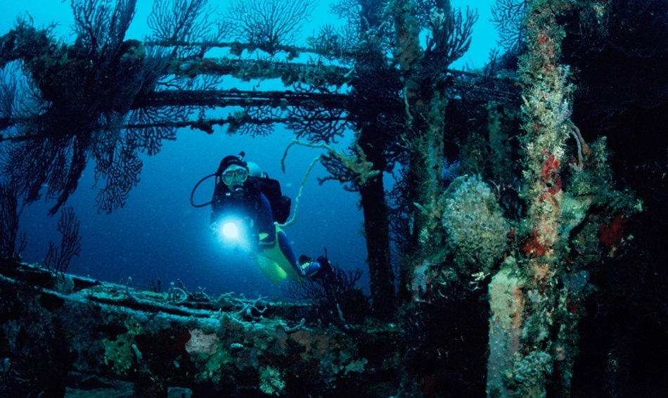 10 Top Dive Sites In The Caribbean Image 1