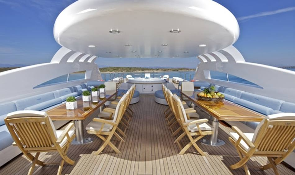 10 Top Greek Flagged Charter Yachts Image 1