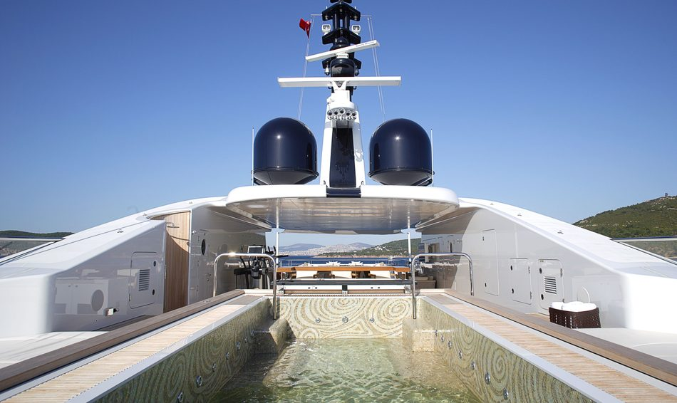 10 Top Party Yachts Available to Charter Image 1