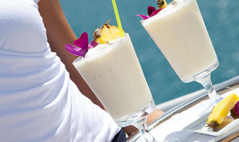 10 Top Cocktails To Enjoy On A Superyacht Charter Image 1