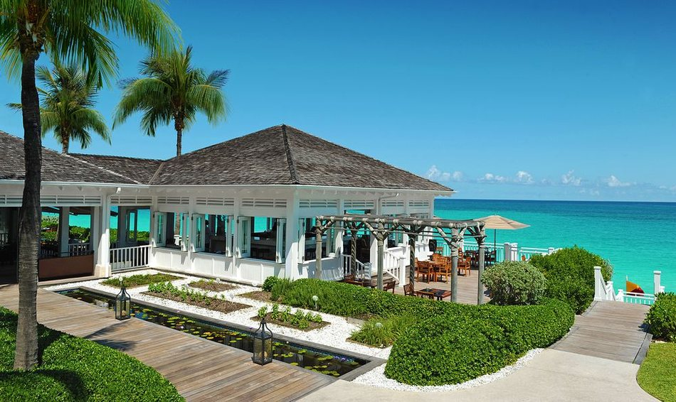 The Dune Bar, One&Only Ocean Club, Bahamas
