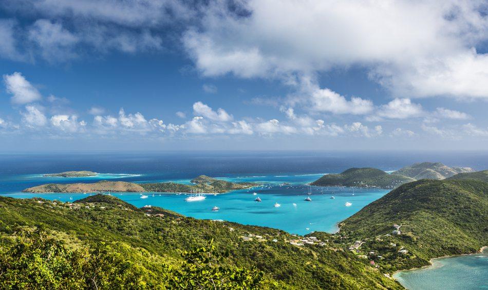 North Sound, Virgin Gorda, British Virgin Islands