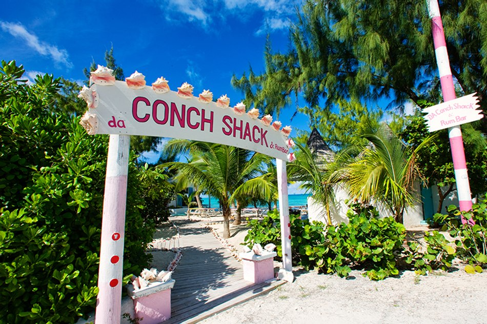 DA CONCH SHACK & RUM BAR, TURKS AND CAICOS