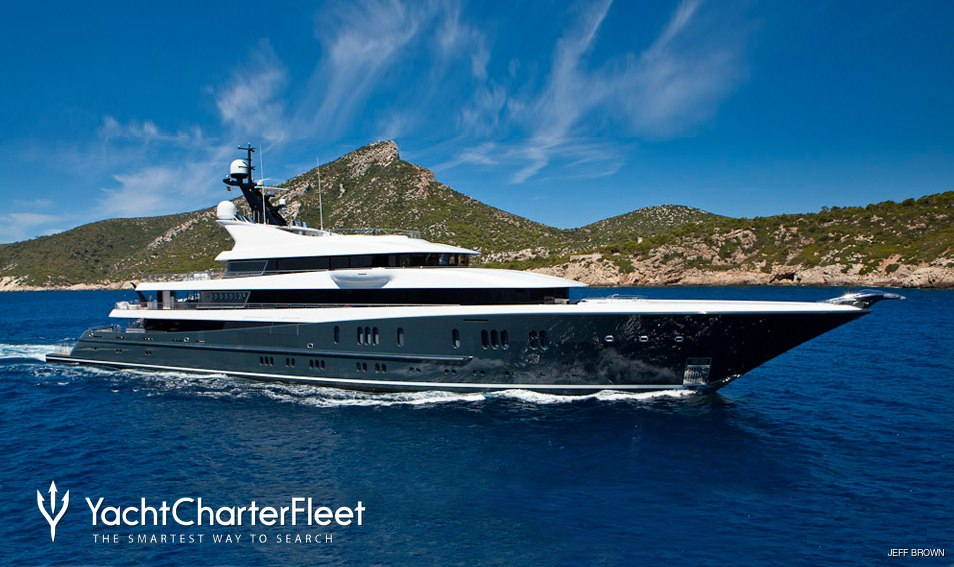 Alfa Nero also Rare Look Inside Donald Trumps 100 Million Private Jet additionally Rh Iii furthermore Fittipaldi Yachts Charter Yachts 2443 together with No Boundaries. on design gt luxury yacht interior