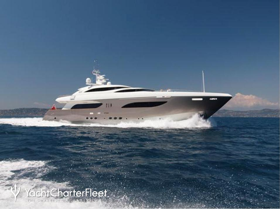 taTii Charter Yacht