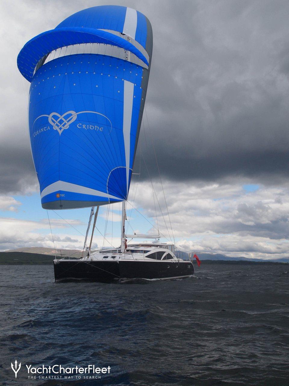 Curanta Cridhe Charter Yacht