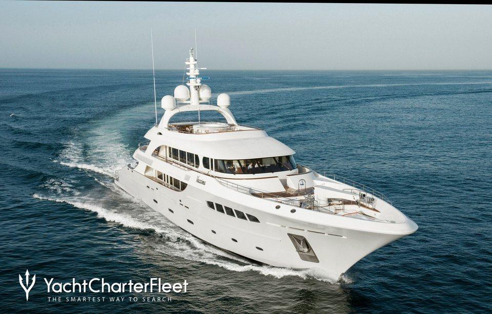 Nassima Charter Yacht