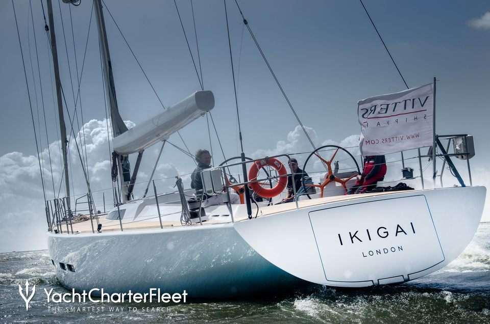 Ikigai Charter Yacht