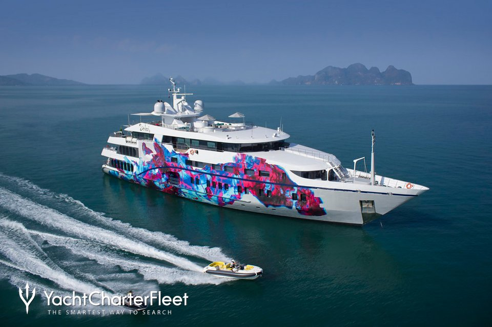 Saluzi Charter Yacht