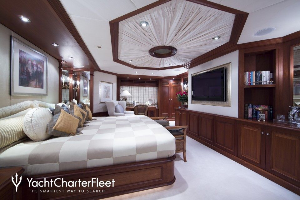 Mosaique Yacht Charter Price Turquoise Luxury Yacht Charter
