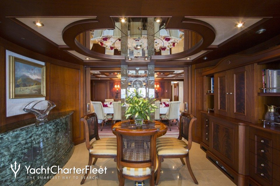 MOSAIQUE Yacht Charter Price - Proteksan Turquoise Luxury Yacht ...