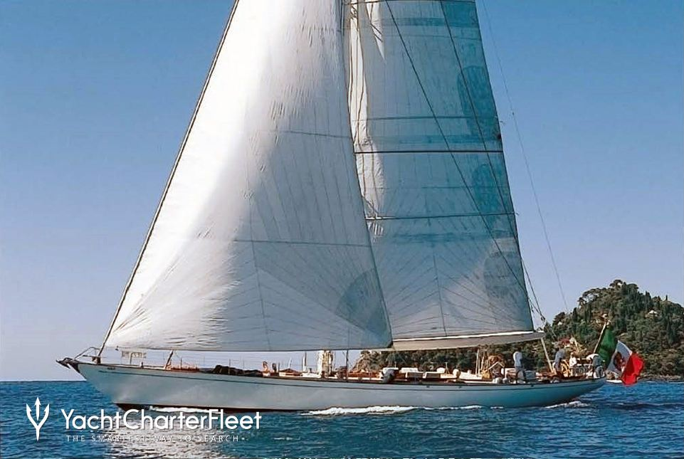 Whitefin Charter Yacht