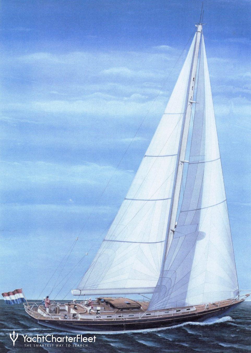 Ghaccio Bollente Charter Yacht
