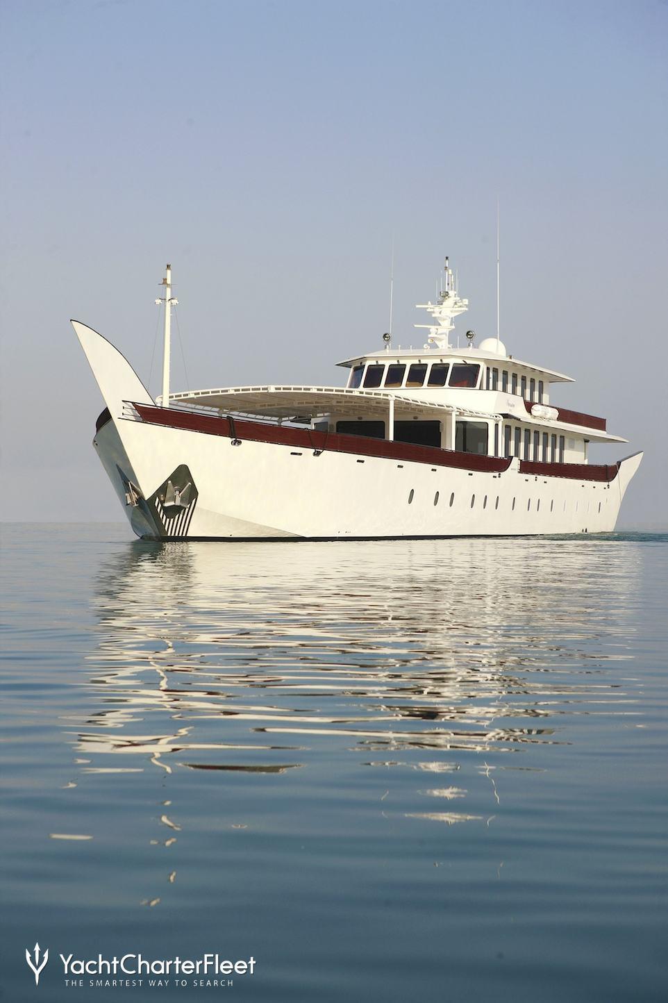 Warsan Charter Yacht