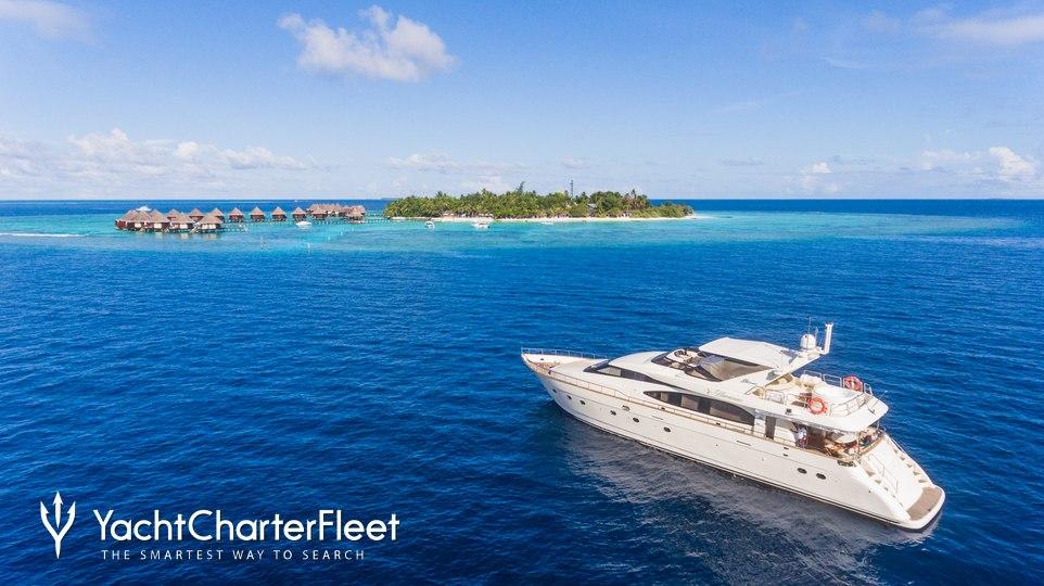 Nawaimaa Charter Yacht