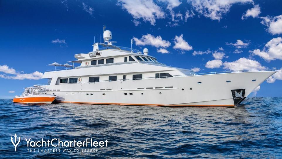 Lionshare Charter Yacht