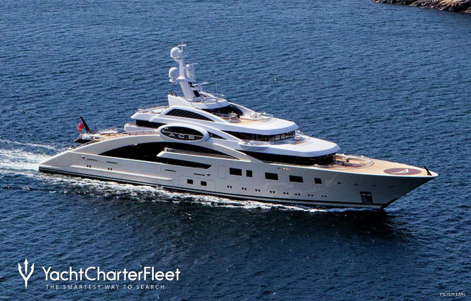 Ace Charter Yacht