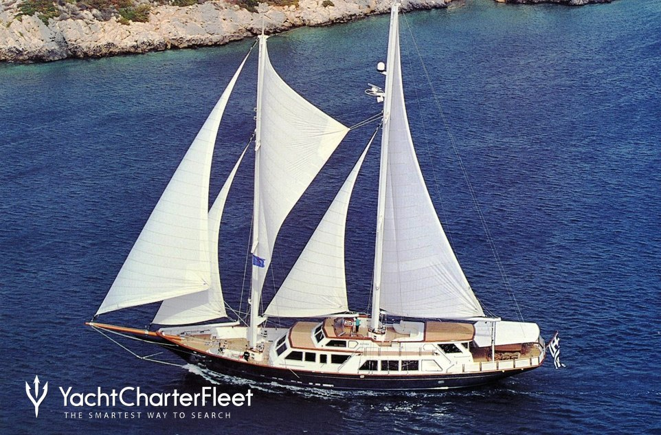 Althea Charter Yacht