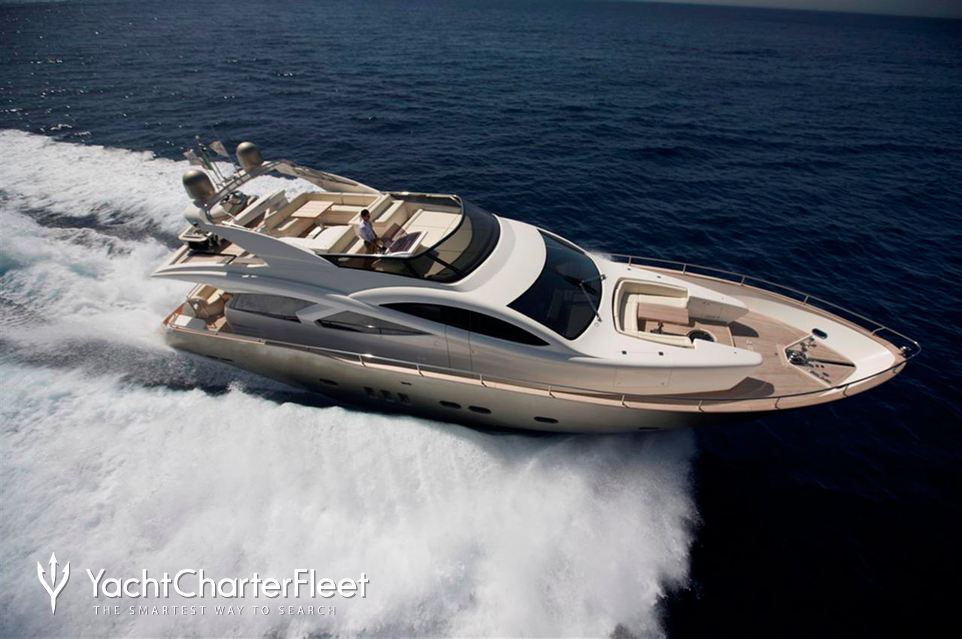 Blue Angel Charter Yacht