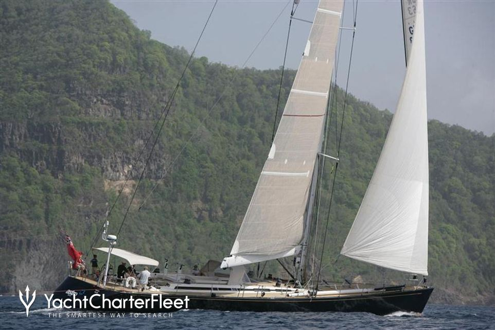 Island Fling Charter Yacht