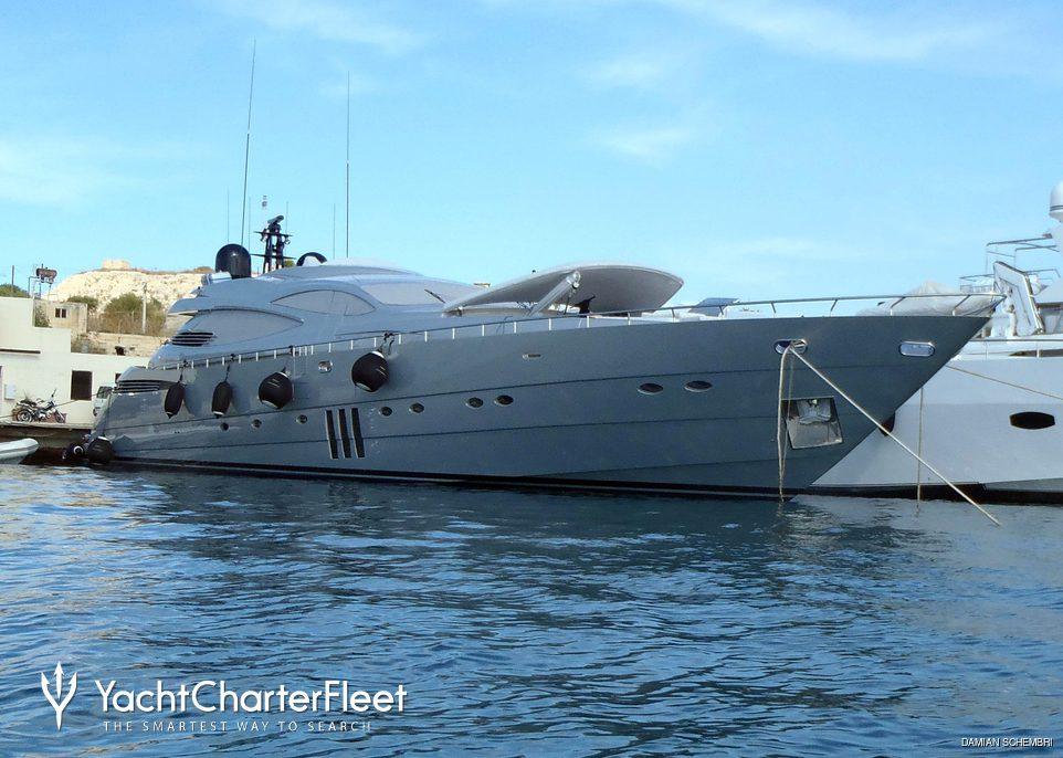 La Cima III Charter Yacht