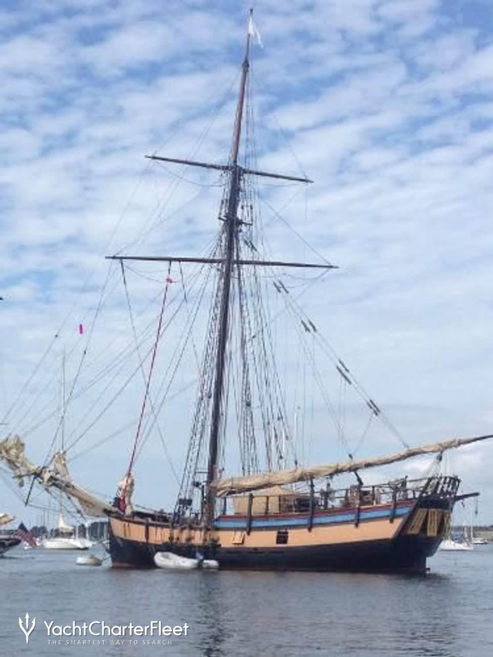 Providence Charter Yacht